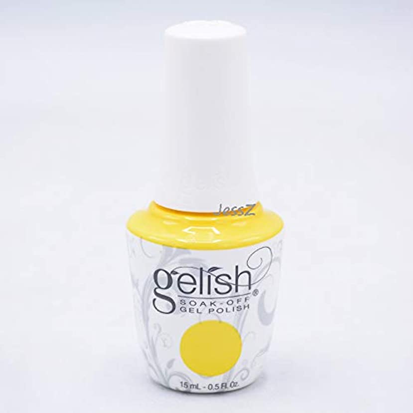姉妹ちなみにロックHarmony Gelish - Rocketman Collection - Glow Like A Star- 15ml / 0.5oz