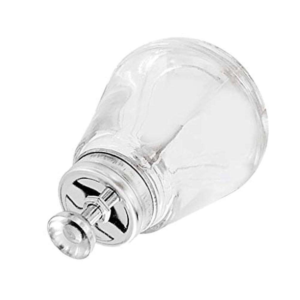 九インカ帝国ボウリングネイルアートツールボトル ガラス瓶 150mL 蓋付き マニキュアリム用 ネイルケア 空ポンプボトル