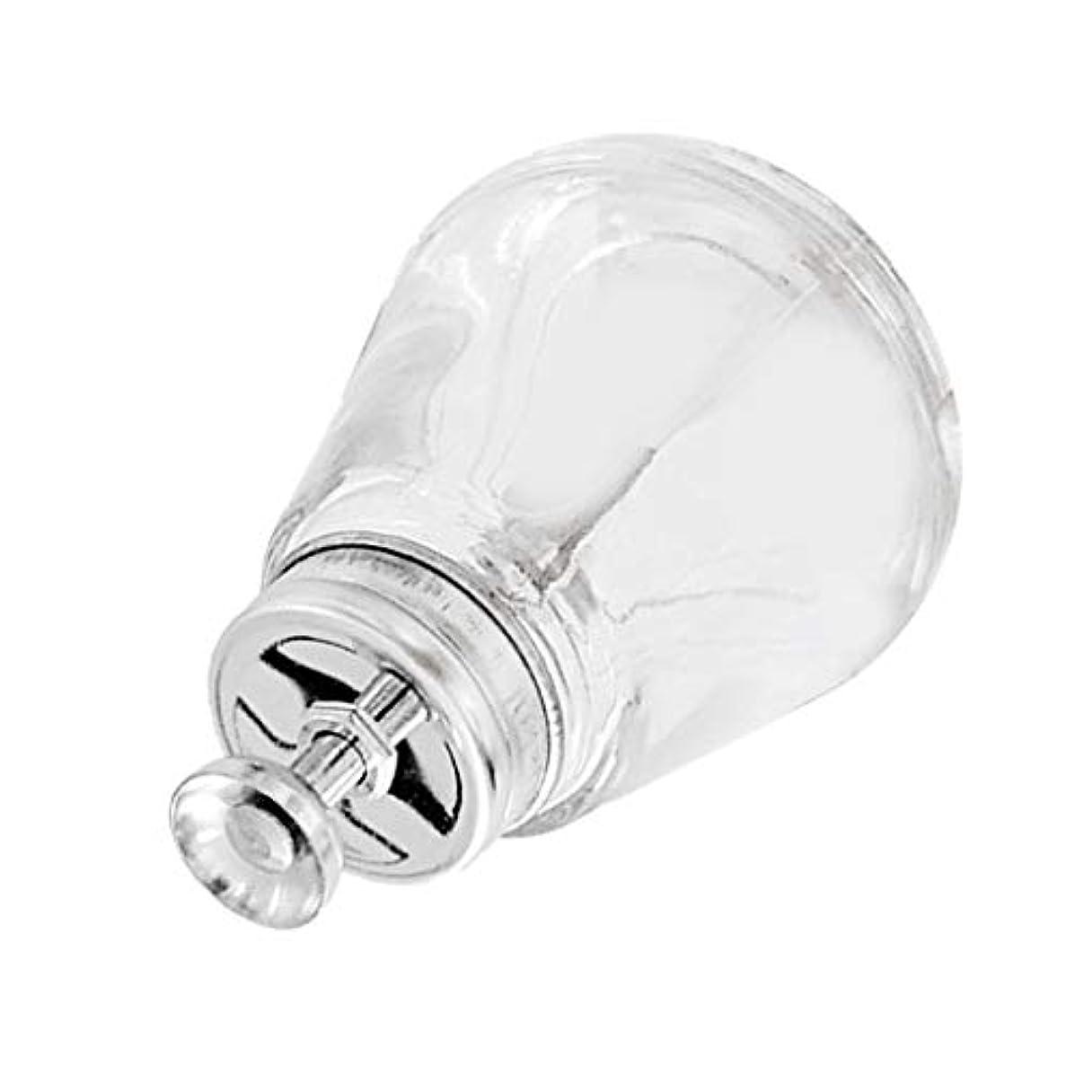 モック雑品フライカイトネイルアートツールボトル ガラス瓶 150mL 蓋付き マニキュアリム用 ネイルケア 空ポンプボトル