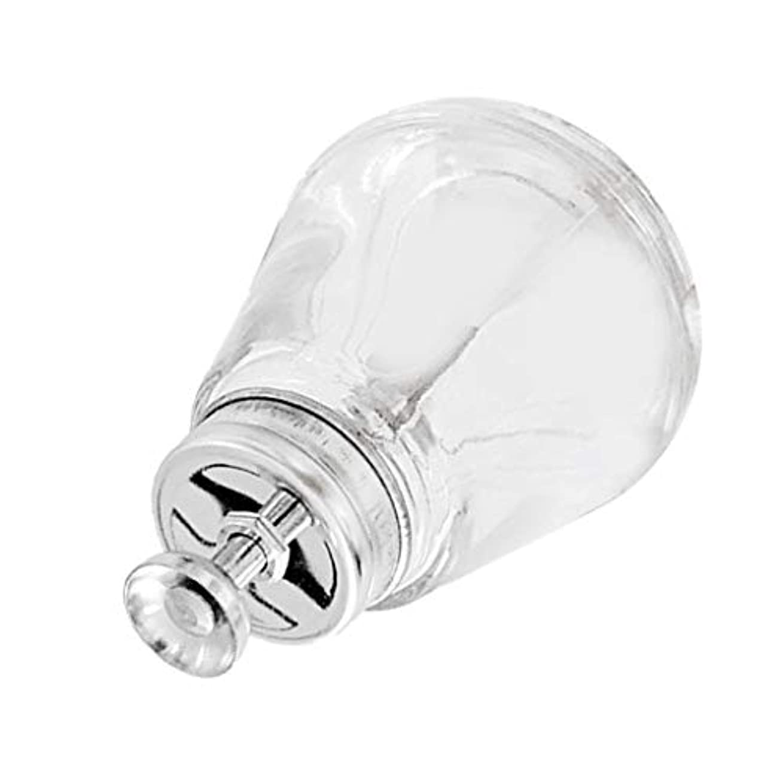 伝染性のホラークルーT TOOYFUL ネイルアートツールボトル ガラス瓶 150mL 蓋付き マニキュアリム用 ネイルケア 空ポンプボトル