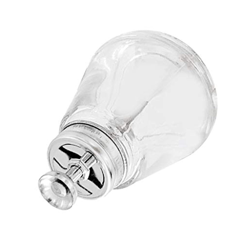 然としたコンテンポラリートロピカルネイルアートツールボトル ガラス瓶 150mL 蓋付き マニキュアリム用 ネイルケア 空ポンプボトル