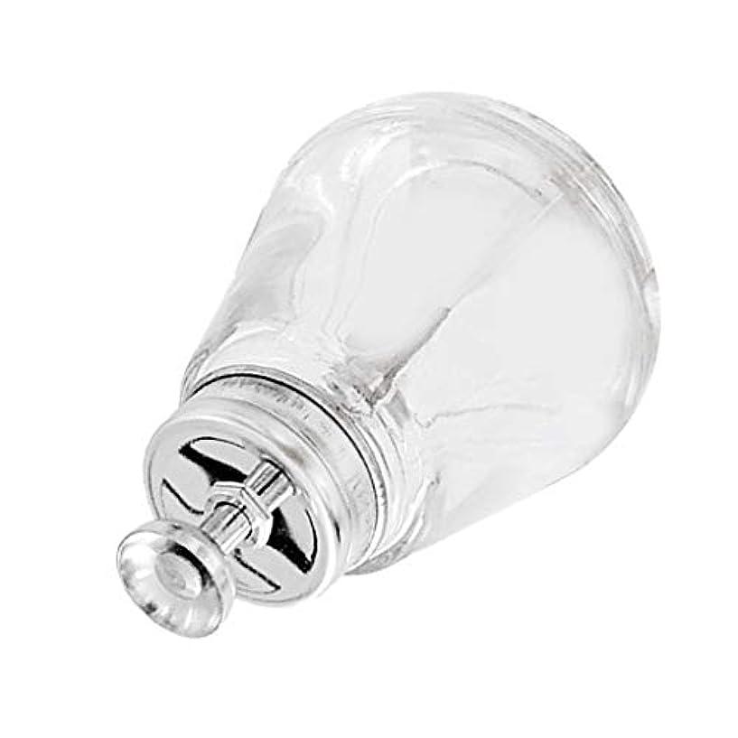 苦しみ中間フィットネイルアートツールボトル ガラス瓶 150mL 蓋付き マニキュアリム用 ネイルケア 空ポンプボトル