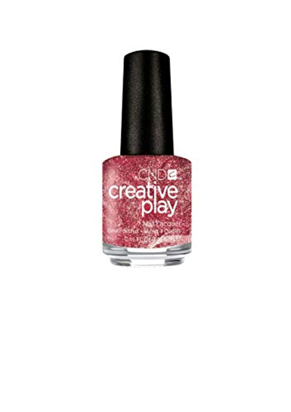 船外整理する馬鹿げたCND Creative Play Lacquer - Bronzestellation - 0.46oz / 13.6ml