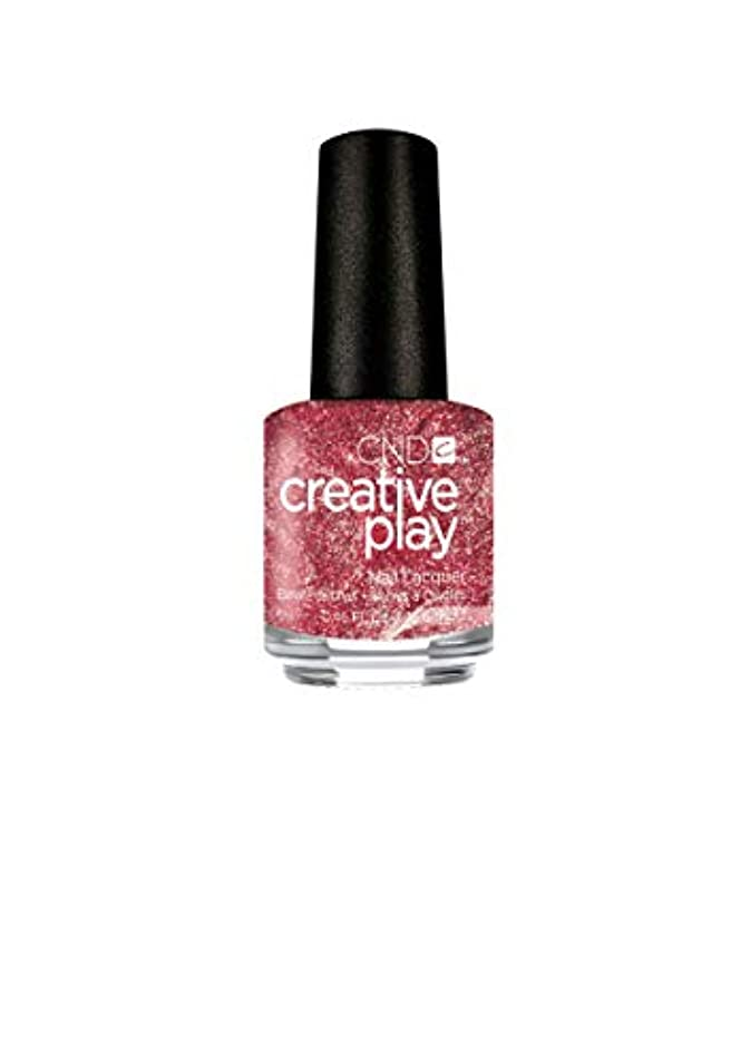 宣教師進行中警告するCND Creative Play Lacquer - Bronzestellation - 0.46oz / 13.6ml