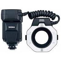 SIGMA マクロフラッシュ ELECTORONIC FLASH MACRO EM-140 DG ニコン用 iTTL ガイドナンバー14 922610