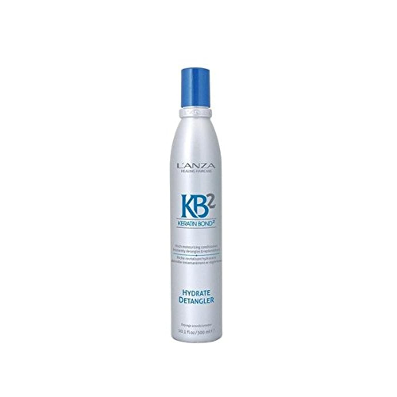 L'Anza Kb2 Hydrate Detangler (300ml) - アンザ2和物(300ミリリットル) [並行輸入品]