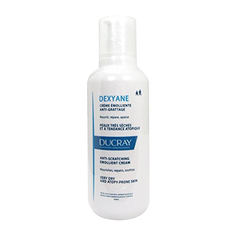 ヘルパーまどろみのある踊り子Ducray Dexyane Anti-scratching Emollient Cream 400ml [並行輸入品]