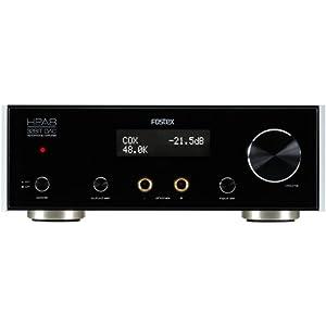 FOSTEX ヘッドホンアンプ 32bit D/A変換器内蔵 ハイレゾ対応 HP-A8