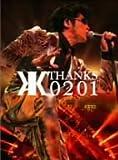 LIVE GOLDEN YEARS THANKS 0201 at BUDOKAN [DVD]