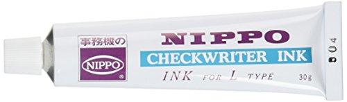 『ニッポー レバー式・電動式専用チェックライターインク LW INK』のトップ画像