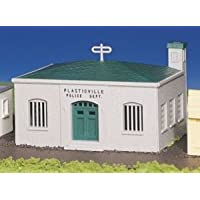 Bachmann Trains Police Station [Floral] [並行輸入品]