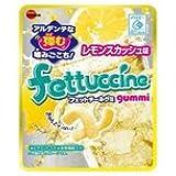 ブルボン フェットチーネグミ レモンスカッシュ味 1箱(10袋)