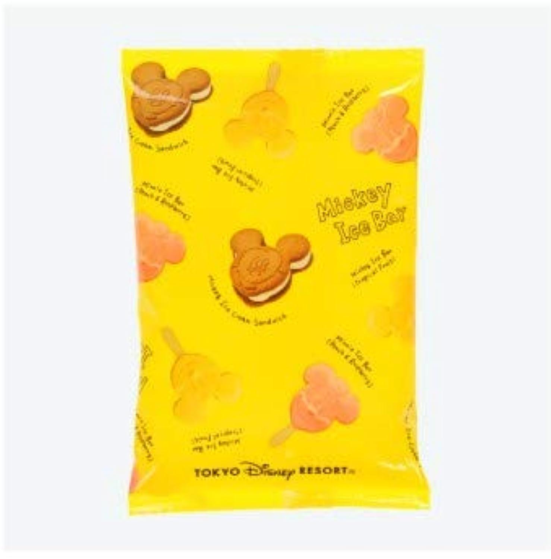 ディズニー パークフード柄 保冷剤 東京ディズニーリゾート ミッキーアイス ミニー アイスバー  クッキーサンドアイス