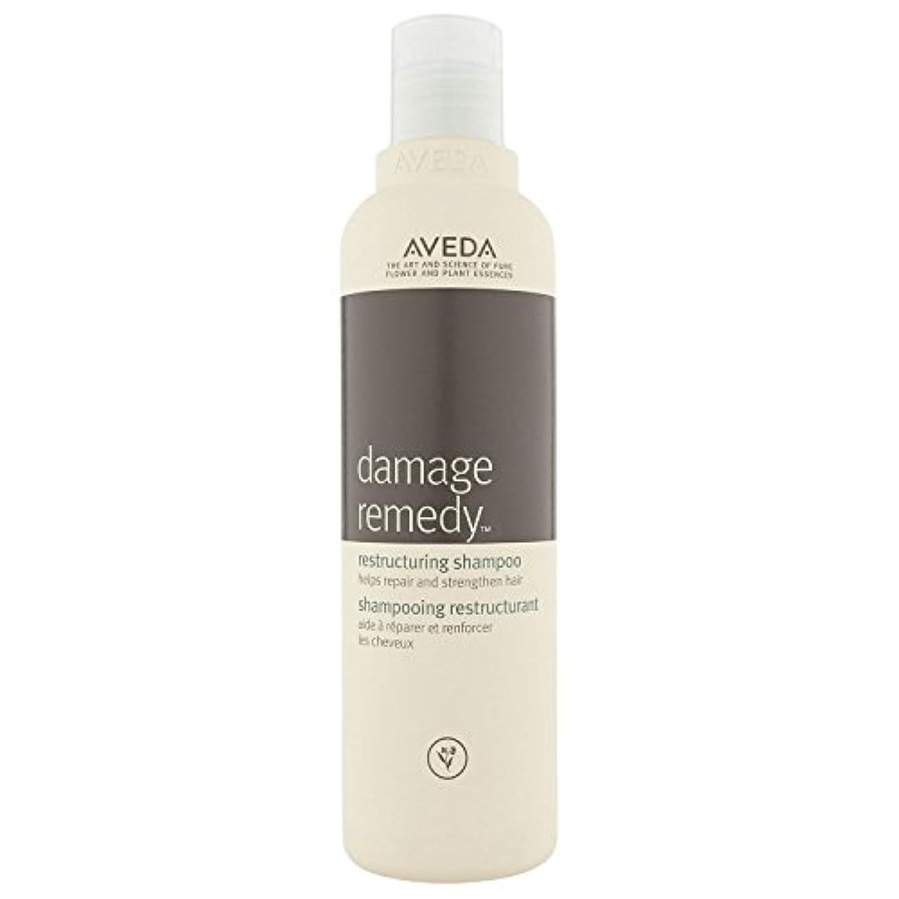 万一に備えてサバント先見の明[AVEDA] アヴェダダメージ救済再編シャンプー250ミリリットル - Aveda Damage Remedy Restructuring Shampoo 250 ml [並行輸入品]
