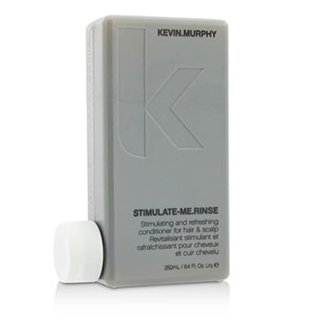 道徳教育空中スライム[Kevin.Murphy] Stimulate-Me.Rinse (Stimulating and Refreshing Conditioner - For Hair & Scalp) 250ml/8.4oz