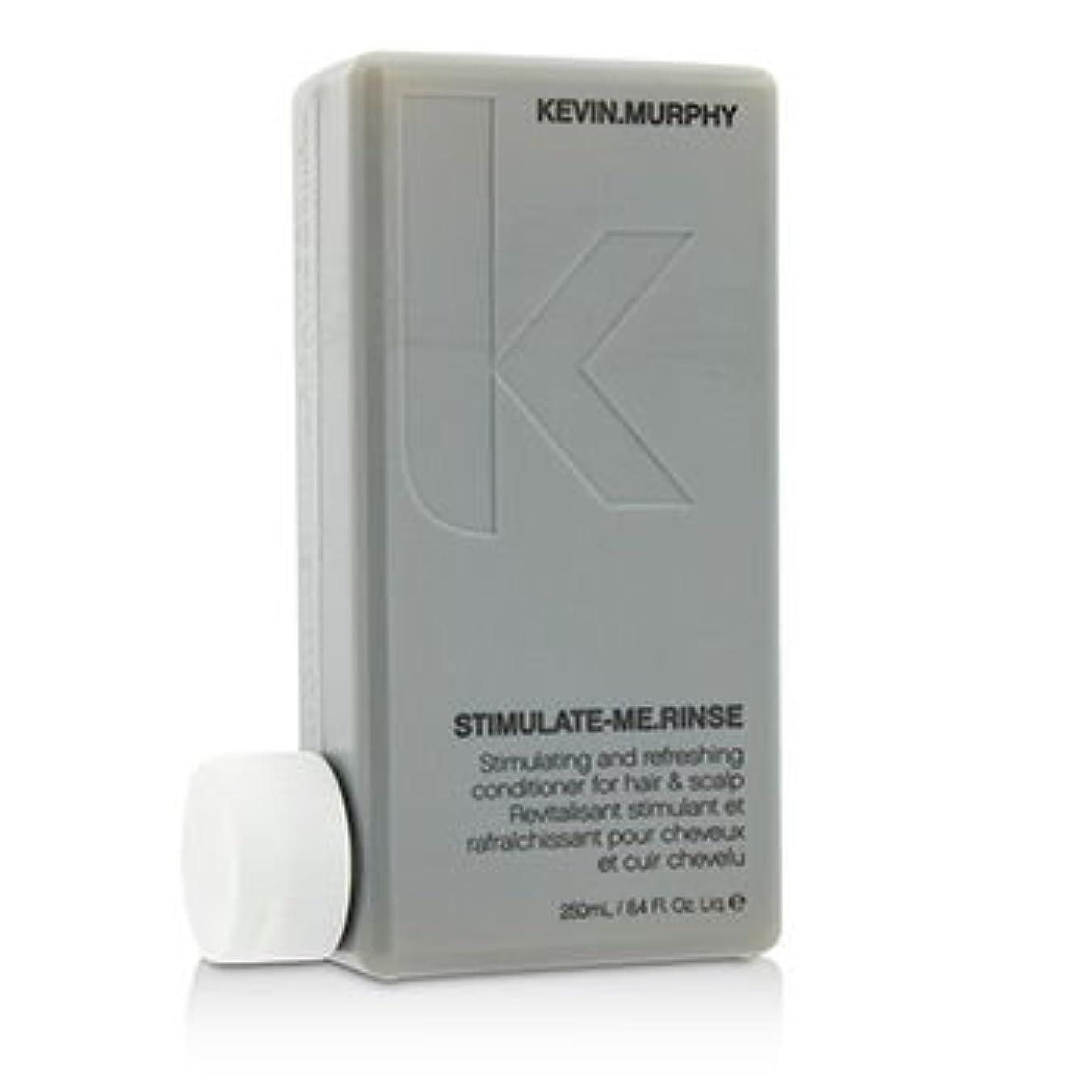 セマフォ奨励します化粧[Kevin.Murphy] Stimulate-Me.Rinse (Stimulating and Refreshing Conditioner - For Hair & Scalp) 250ml/8.4oz