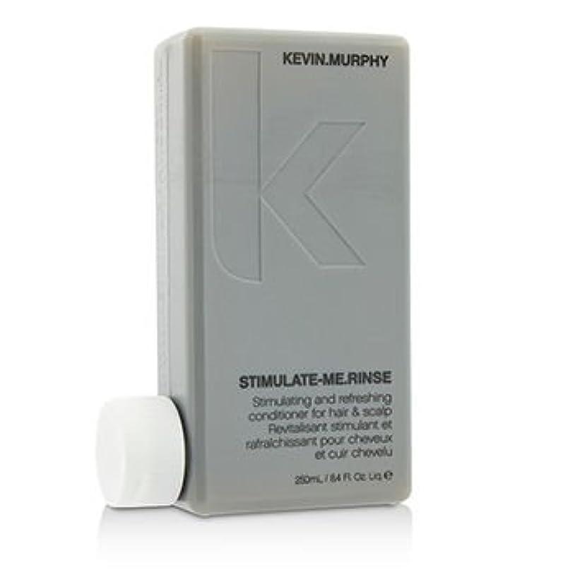 王子レンチ毒[Kevin.Murphy] Stimulate-Me.Rinse (Stimulating and Refreshing Conditioner - For Hair & Scalp) 250ml/8.4oz