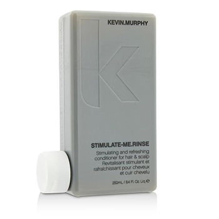 スペア試す平凡[Kevin.Murphy] Stimulate-Me.Rinse (Stimulating and Refreshing Conditioner - For Hair & Scalp) 250ml/8.4oz