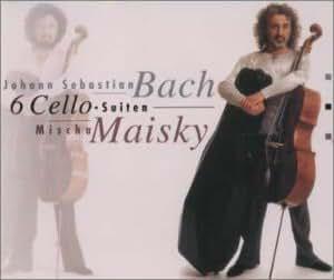 バッハ : 無伴奏チェロ組曲
