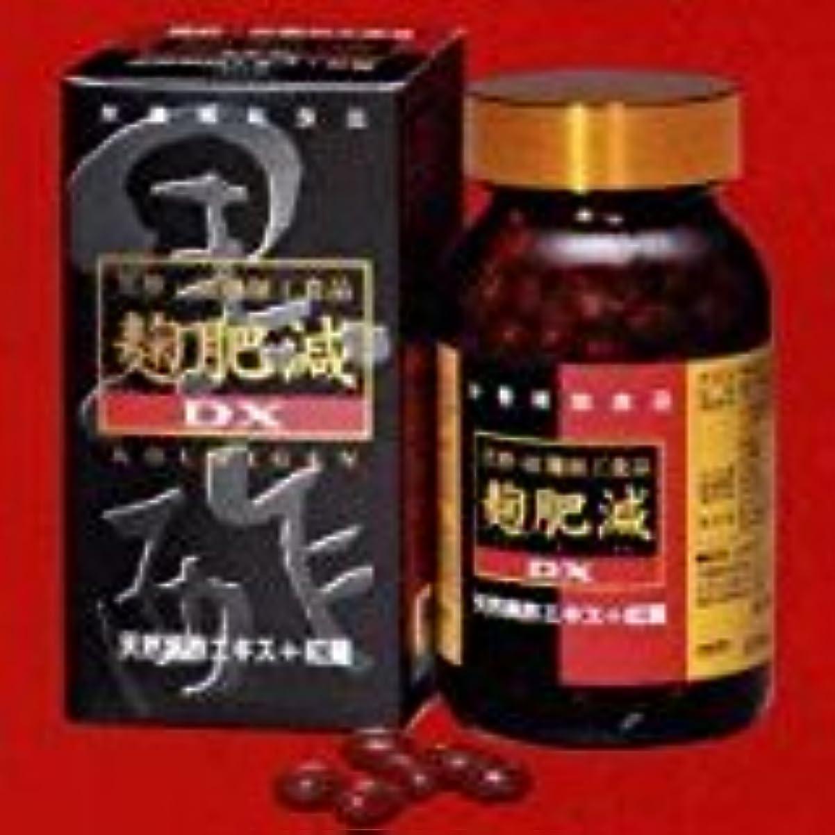 試用長老リラックス麹肥減(こうひげん)DX 600粒 12個お徳用