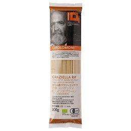 創健社 ジロロモーニ 古代小麦有機スパゲッティ セミインテグラーレ 300g×15個        JAN:8032891767146