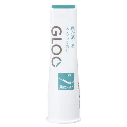 GLOO(グルー) スティックのり 色が消える M タ-G312
