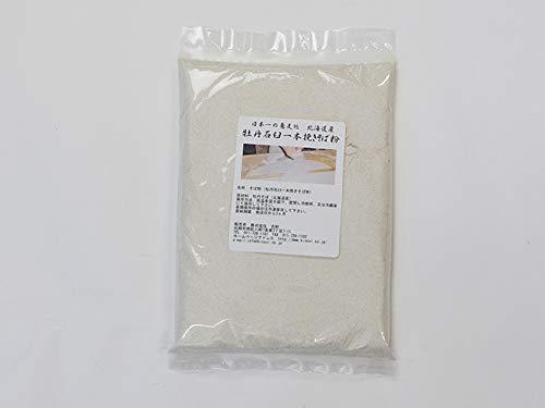 牡丹 (ぼたん) そば粉石臼挽き (450g) 北海道産 (蕎麦粉100%)