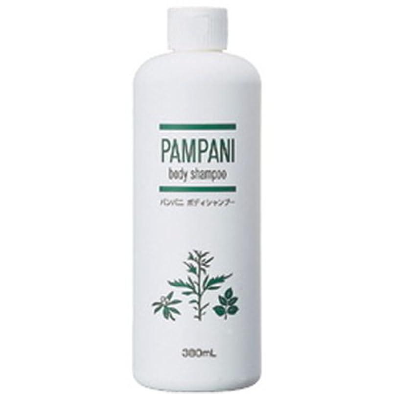 大陸宣言する混合パンパニ(PAMPANI) ボディシャンプー 380ml