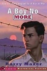 A Boy No More Library Binding
