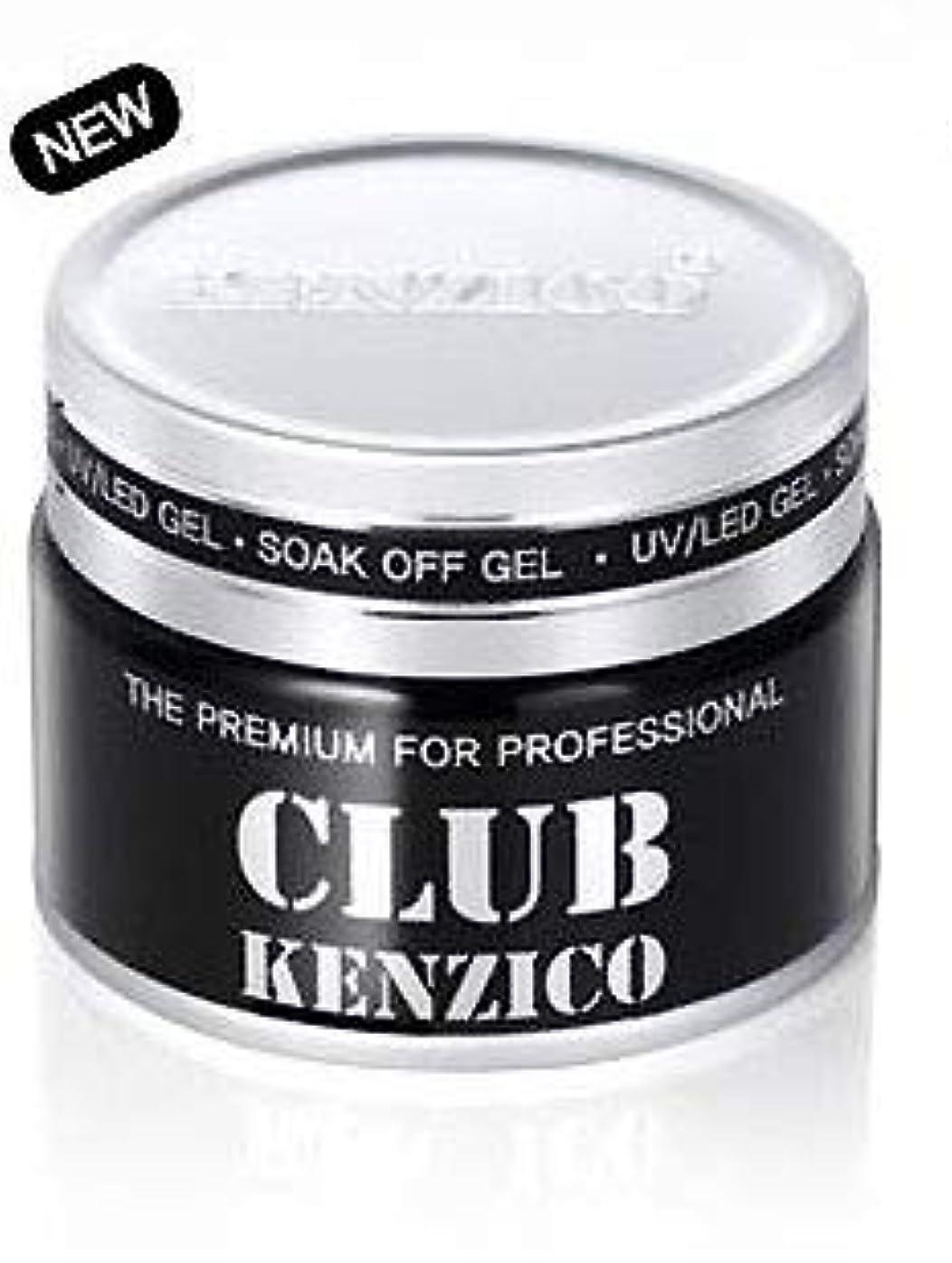 ホイッスルりウッズKENZICO (ケンジコ) クリアージェル 25g オーバーレイ、スカルプチュア、ネイルパーツ作りなどに使えるクリアジェル