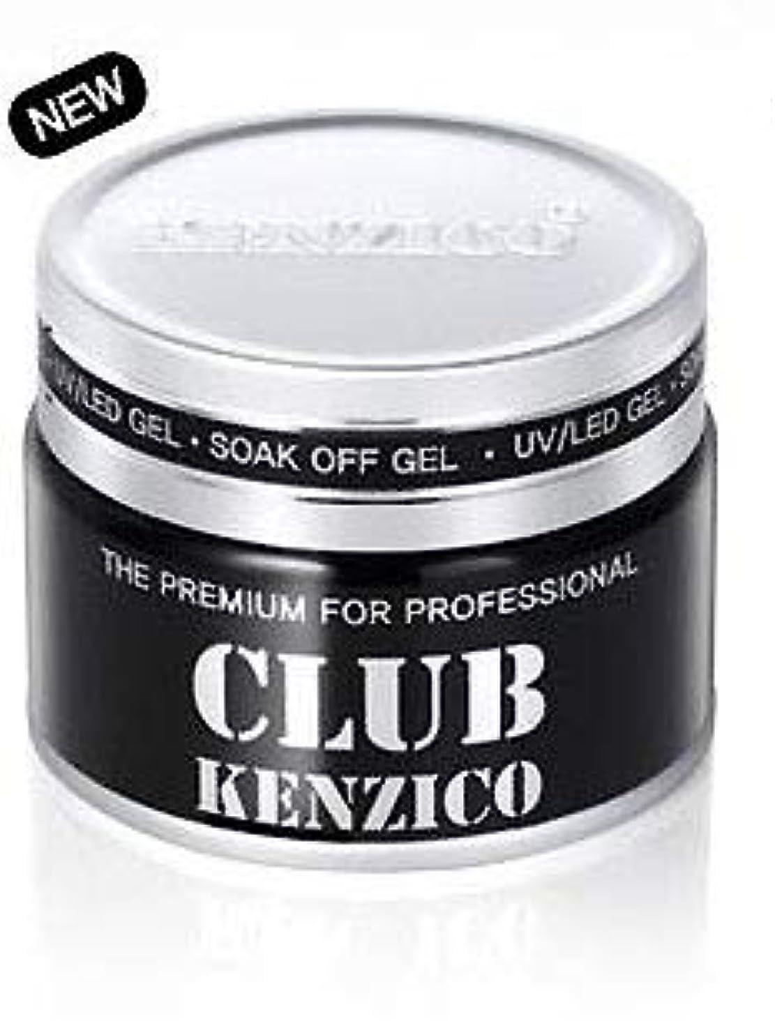 バイパス力強い平日KENZICO (ケンジコ) クリアージェル 25g オーバーレイ、スカルプチュア、ネイルパーツ作りなどに使えるクリアジェル