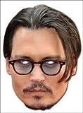 mask-arade パーティーマスク【ジョニー・デップ/Johnny Depp】