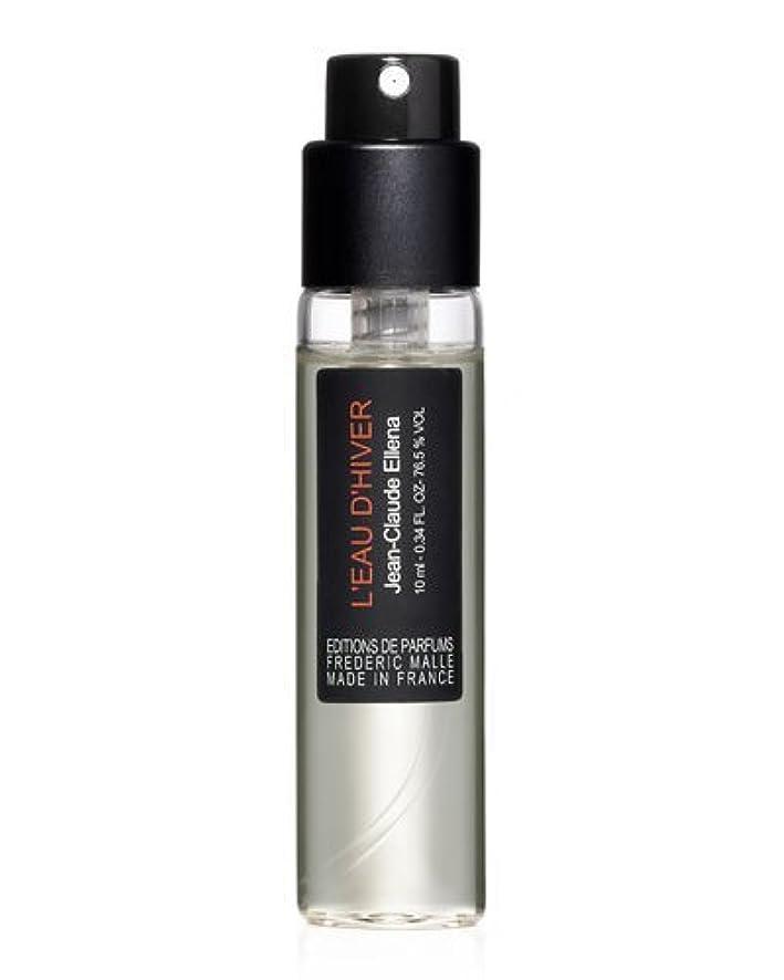 シェーバーアラブ人くぼみFrederic Malle L'Eau D'Hiver (フレデリック マル ロー ド ハイバー) 0.33 oz (10ml) EDP Spray Refill