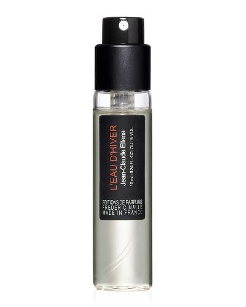 エンターテインメントドール知覚するFrederic Malle L'Eau D'Hiver (フレデリック マル ロー ド ハイバー) 0.33 oz (10ml) EDP Spray Refill