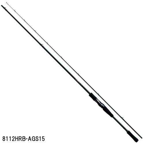 ダイワ ハートランド 8112HRB-AGS15