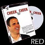 ◆手品?マジック◆Cheek to Cheek (Red) by Oz Pearlman◆SM948