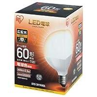 (まとめ) アイリスオーヤマ LED電球100W ボール球 昼白 LDG12N-G-10V4【×5セット】