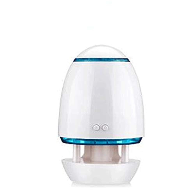 空気加湿器の小型大容量の水和の多機能のオフィスの家の噴霧??器の清浄器 (色 : 青)