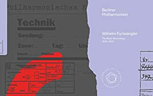 フルトヴェングラー 帝国放送局 (RRG) アーカイヴ 1939-45 (Furtwangler   Berliner Philharmoniker   RRG) [22SACD + 1DVD(Bonus)] [輸入盤] [日本語帯・解説付]