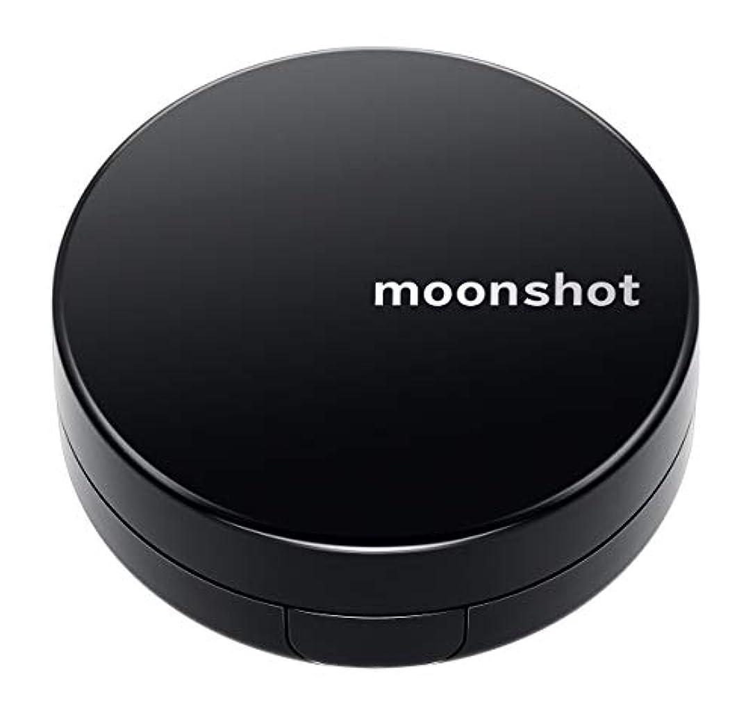 露動的危険にさらされている【moonshot × blackpink】自然なスキントーンと均一なカバー力 しわ改善 美白 紫外線遮断 ムーンショット マイクロフィットクッション201/正規品