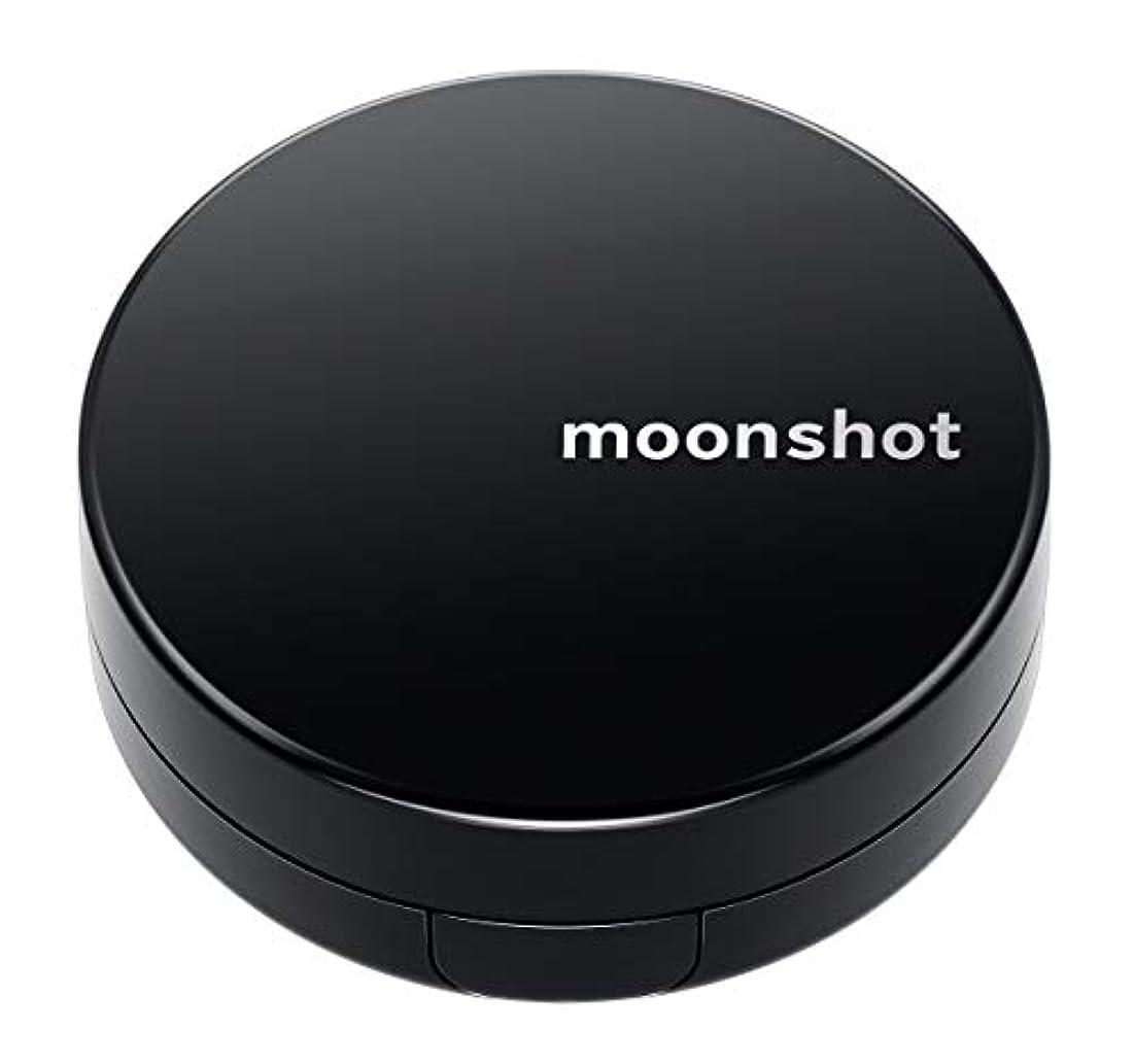 枢機卿乳剤再現する【moonshot × blackpink】自然なスキントーンと均一なカバー力 しわ改善 美白 紫外線遮断 ムーンショット マイクロフィットクッション201/正規品