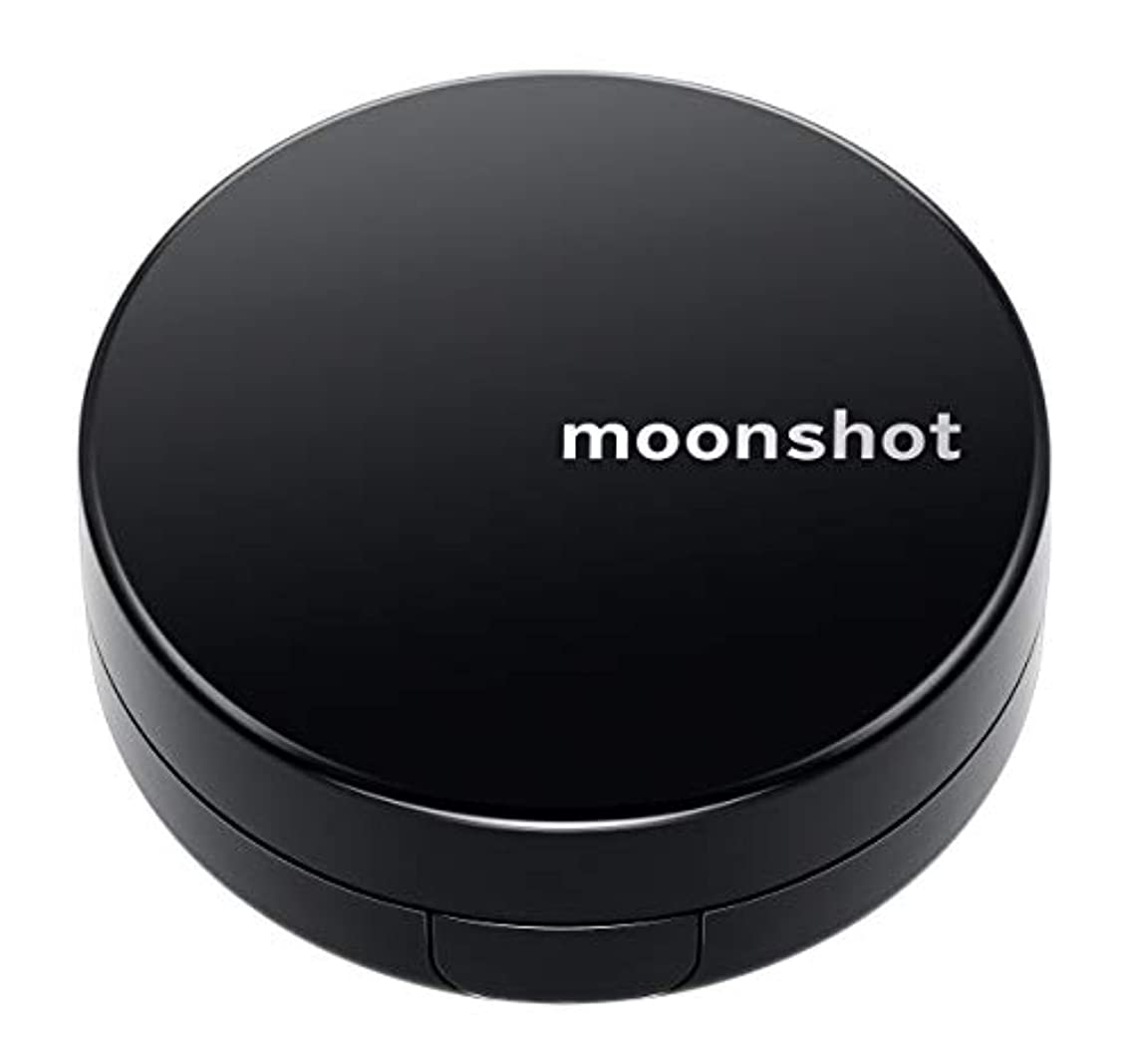キネマティクス減少代理人【moonshot × blackpink】自然なスキントーンと均一なカバー力 しわ改善 美白 紫外線遮断 ムーンショット マイクロフィットクッション201/正規品