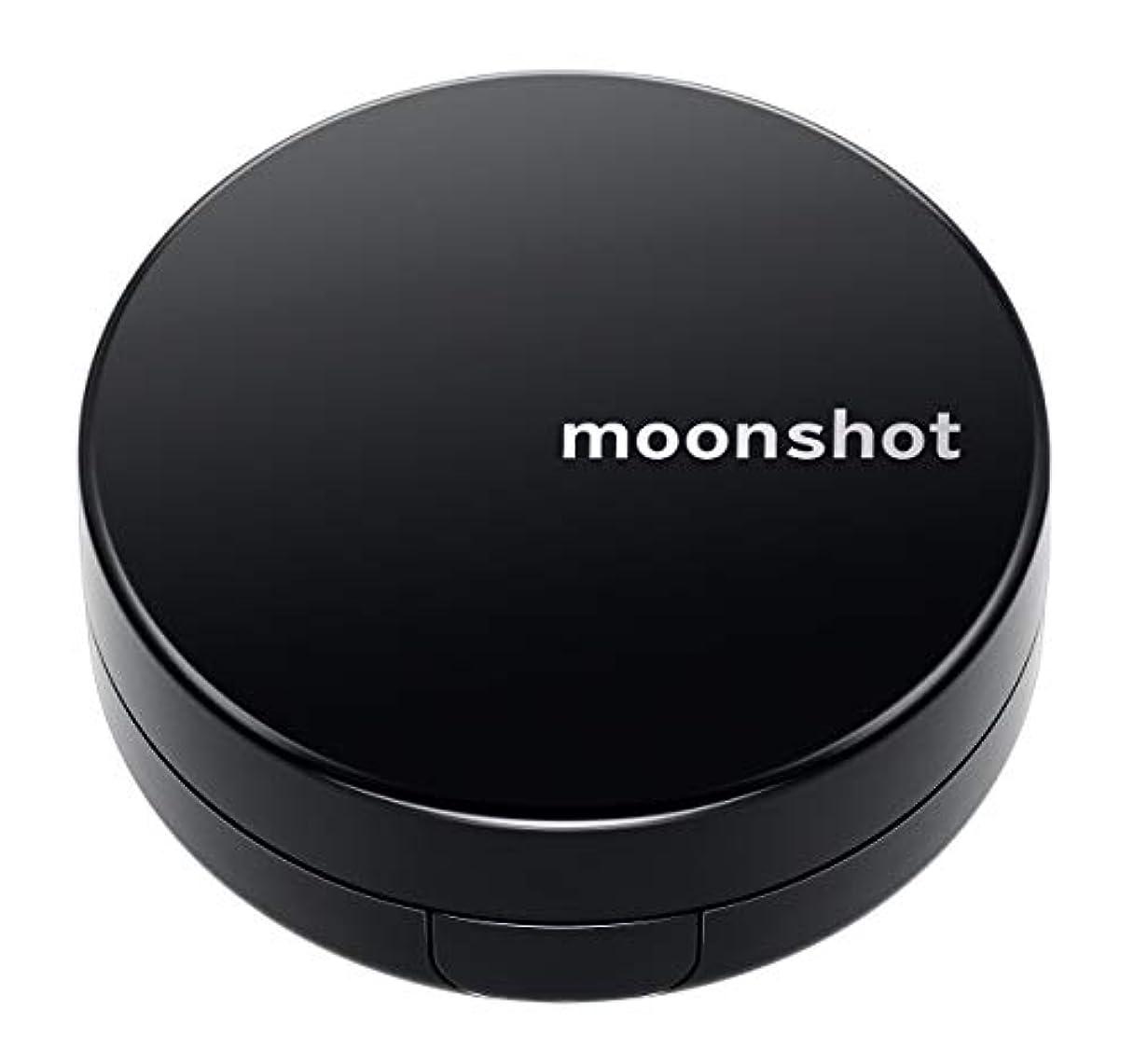 砂の新しい意味こしょう【moonshot × blackpink】自然なスキントーンと均一なカバー力 しわ改善 美白 紫外線遮断 ムーンショット マイクロフィットクッション301/正規品