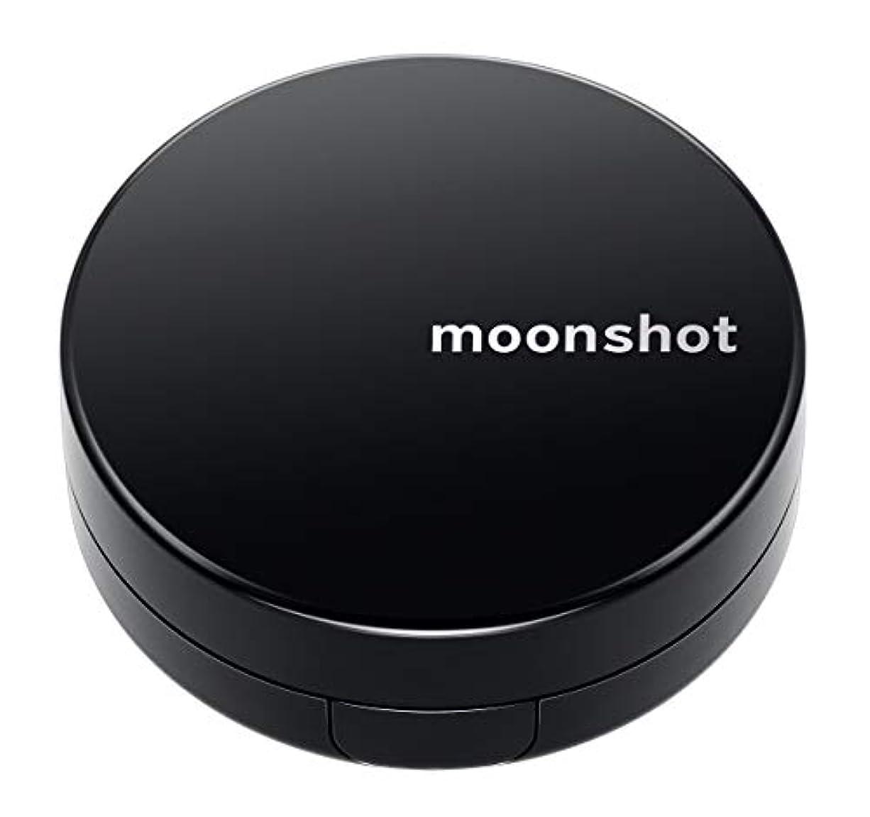 核平らにする絡まる【moonshot × blackpink】自然なスキントーンと均一なカバー力 しわ改善 美白 紫外線遮断 ムーンショット マイクロフィットクッション201/正規品