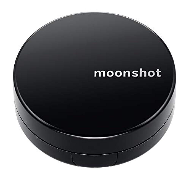 契約主流子供達【moonshot × blackpink】自然なスキントーンと均一なカバー力 しわ改善 美白 紫外線遮断 ムーンショット マイクロフィットクッション301/正規品