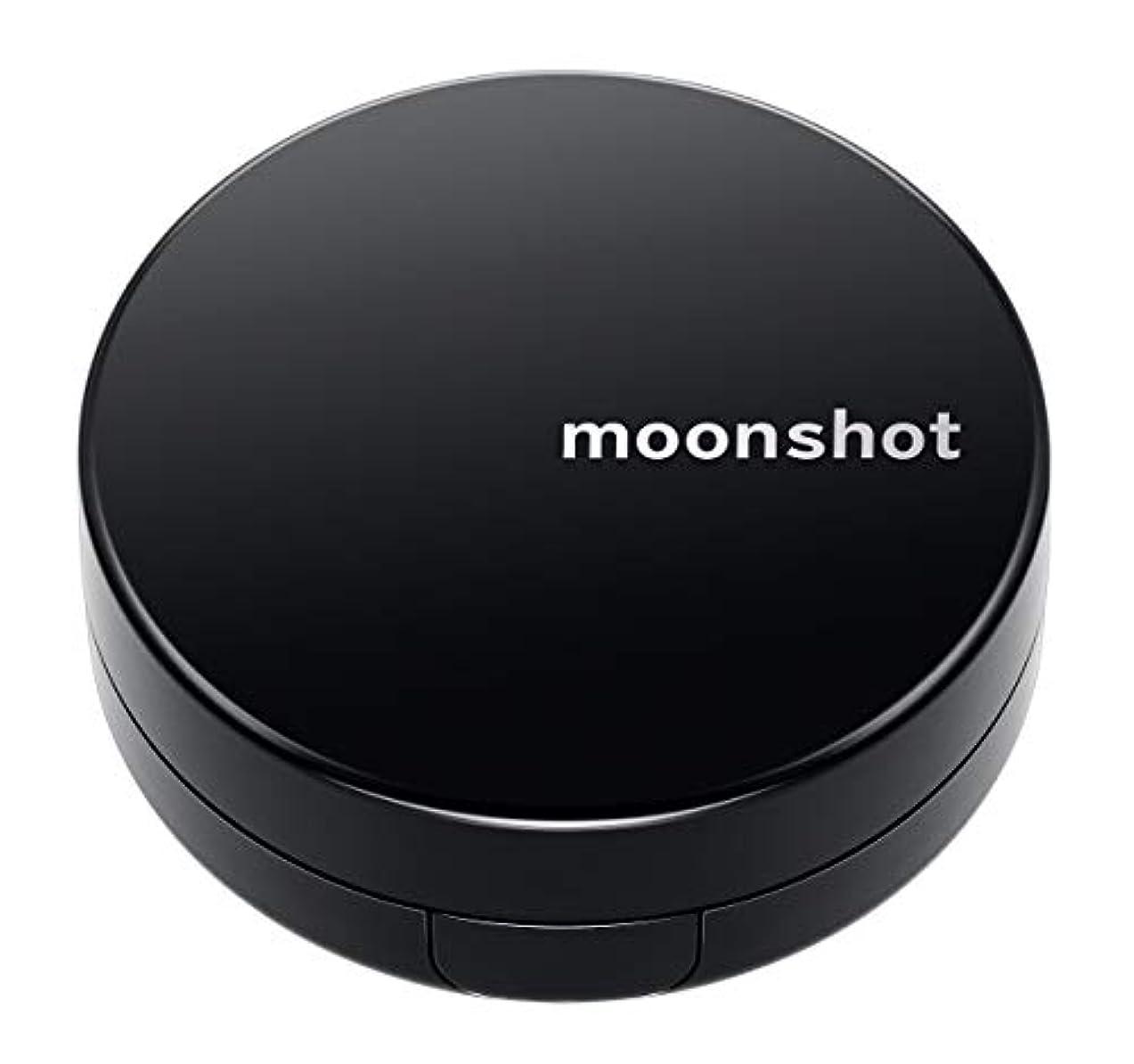 歯痛シャッター泣き叫ぶ【moonshot × blackpink】自然なスキントーンと均一なカバー力 しわ改善 美白 紫外線遮断 ムーンショット マイクロフィットクッション201/正規品