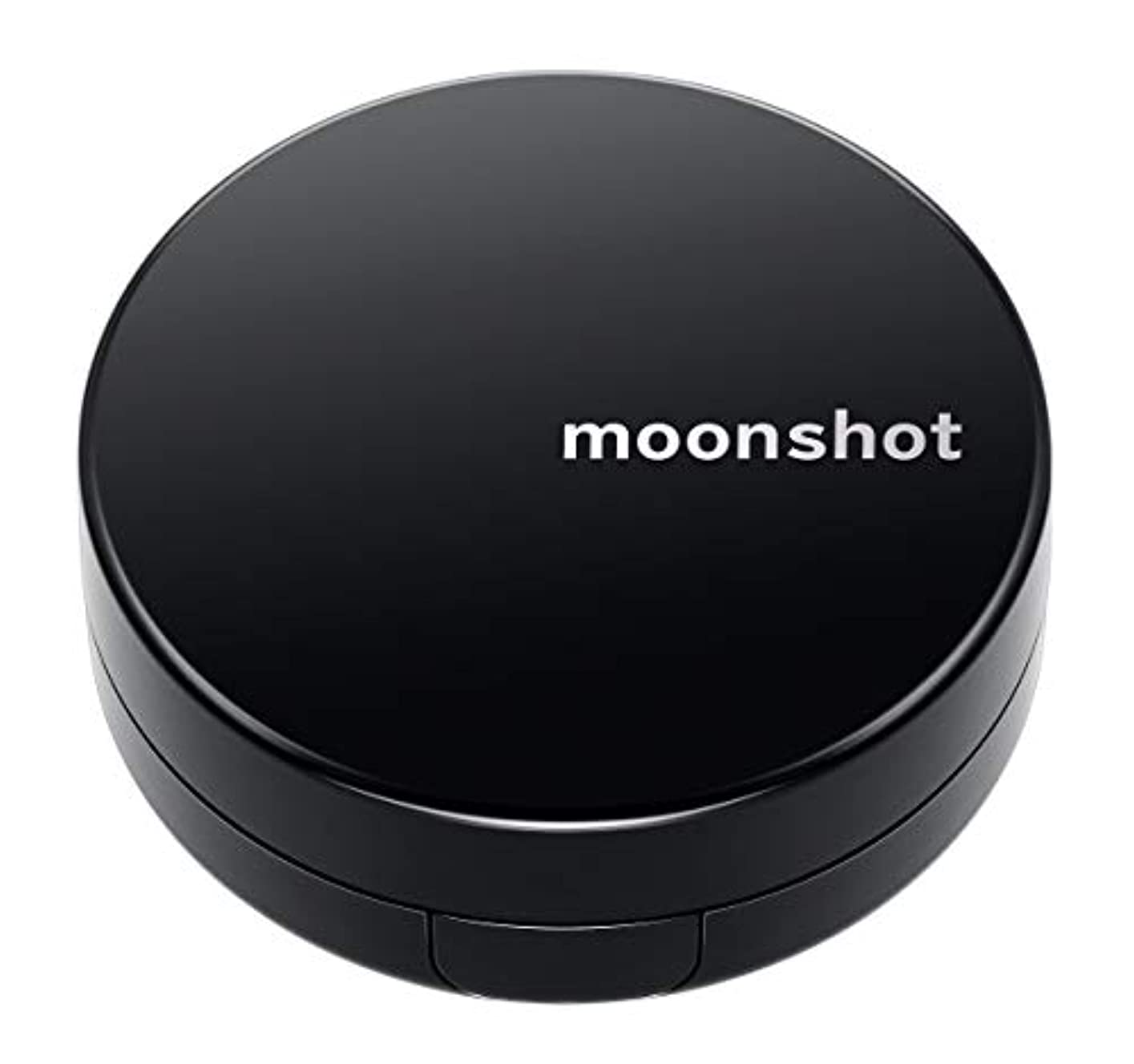 想定する手のひら買い手【moonshot × blackpink】自然なスキントーンと均一なカバー力 しわ改善 美白 紫外線遮断 ムーンショット マイクロフィットクッション201/正規品