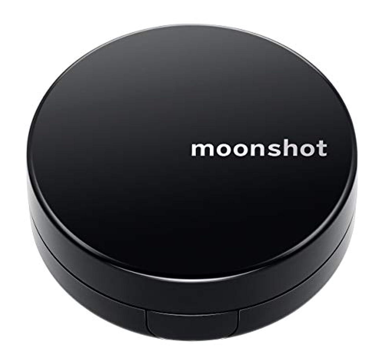 にやにや囲いうねる【moonshot × blackpink】自然なスキントーンと均一なカバー力 しわ改善 美白 紫外線遮断 ムーンショット マイクロフィットクッション301/正規品