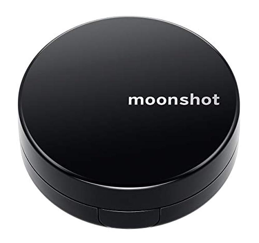いじめっ子どういたしまして所得【moonshot × blackpink】自然なスキントーンと均一なカバー力 しわ改善 美白 紫外線遮断 ムーンショット マイクロフィットクッション201/正規品