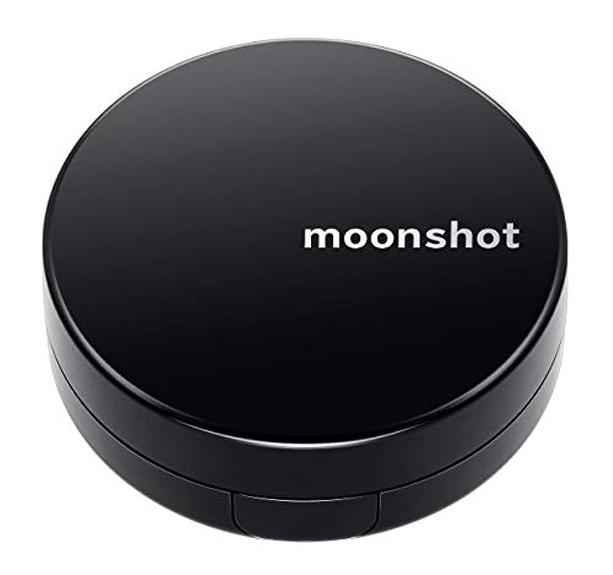 ジム推定あたたかい【moonshot × blackpink】自然なスキントーンと均一なカバー力 しわ改善 美白 紫外線遮断 ムーンショット マイクロフィットクッション301/正規品